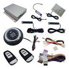 PKE Car Alarm Remote Start Push Button Start Password Keyles