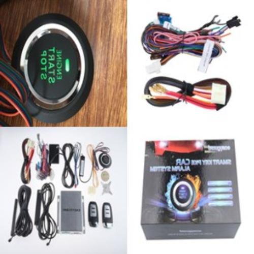 pke car alarm system passive