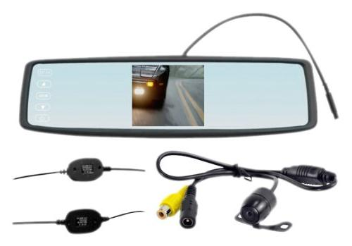 plcm4300wir vehicle wireless rear view