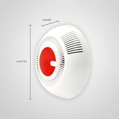 Portable Sensor Wireless Fire Detector Security