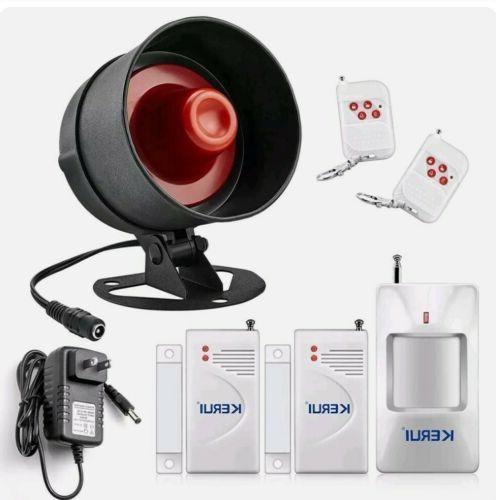 preferred wireless home security alarm