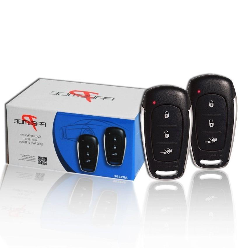 Audiovox Prestige APS25E Standard Car Security Alarm System