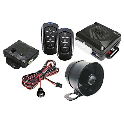 Pyle Alarm Security w/ Locks w/ Override Switch & 2 Auxiliary -