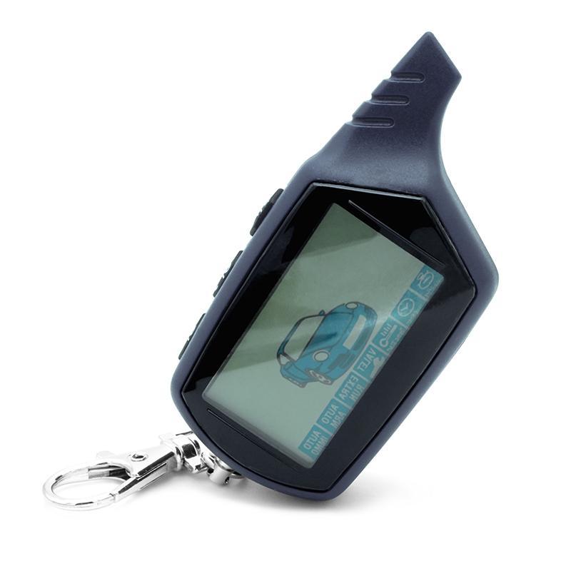 DOXINGYE Version Way <font><b>Car</b></font> B9 Engine LCD Control Auto Security Anti-Theft