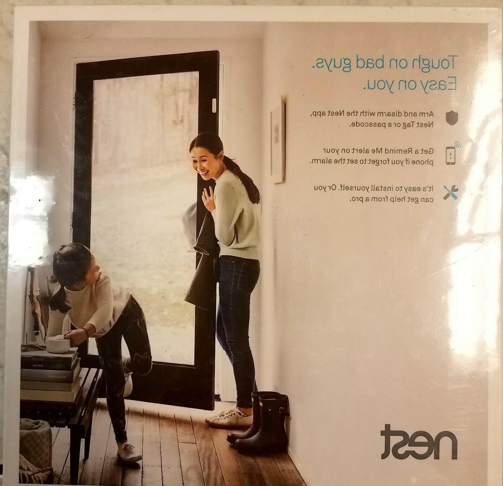 Nest Secure System NEW SEALED