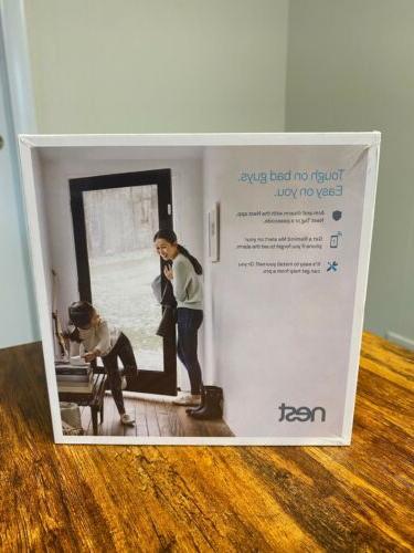 Nest Secure Starter Pack H1500ES - White