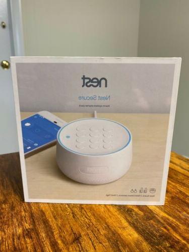 secure alarm system starter pack h1500es white