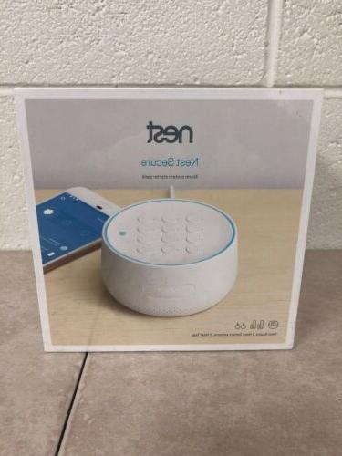 secure alarm system starter pack h1500es