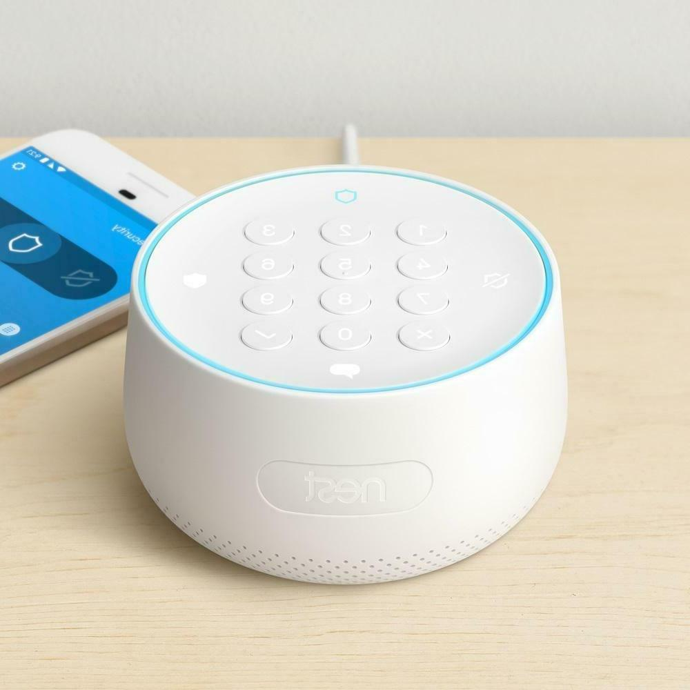 2Brand New Nest Secure Alarm System Starter Pack - H1500ES