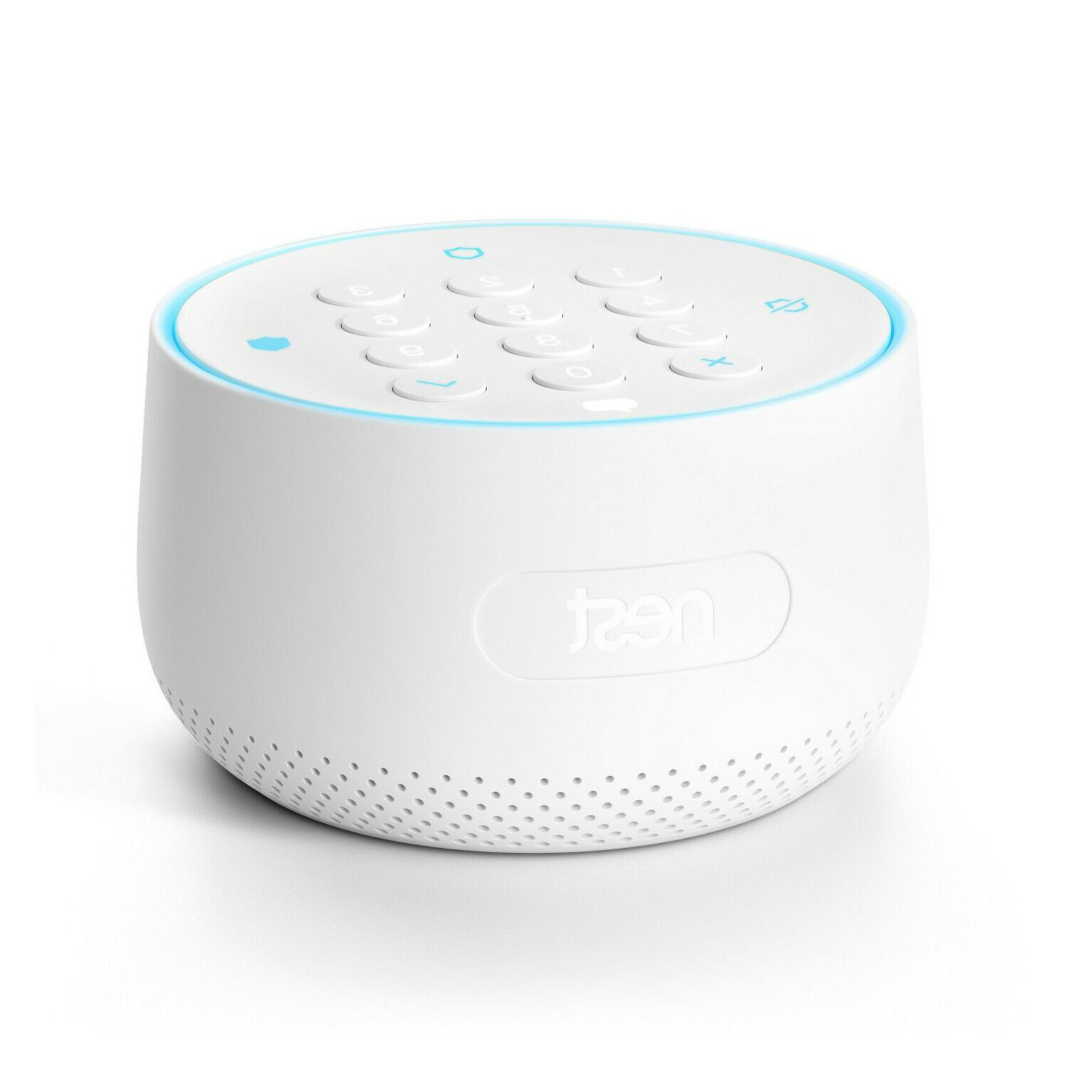 Nest Secure Starter White Open Box Free
