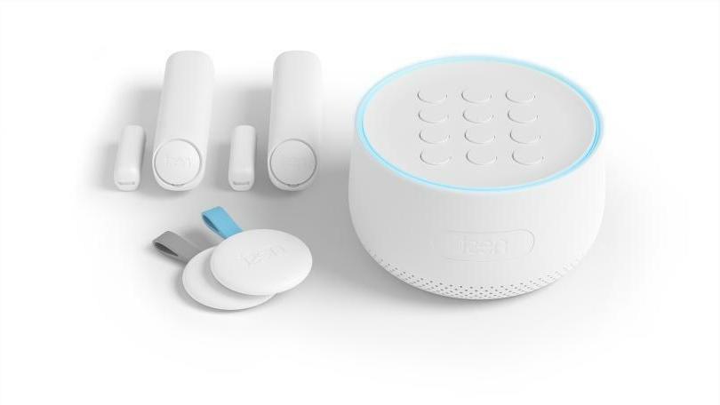 secure alarm system starter pack