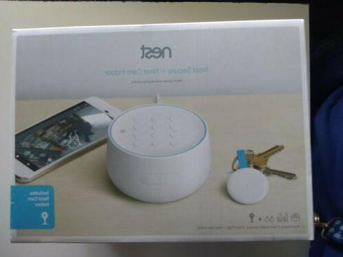 secure cam indoor alarm system and security