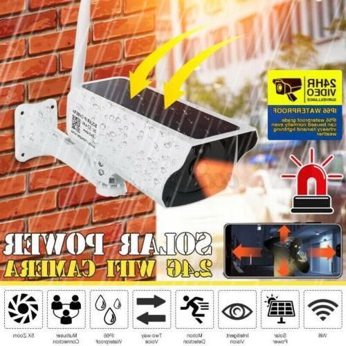 Security Camera Wireless Remote WIFI