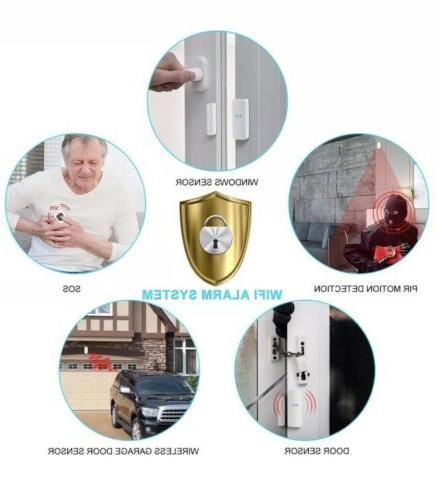 Thustar Security System