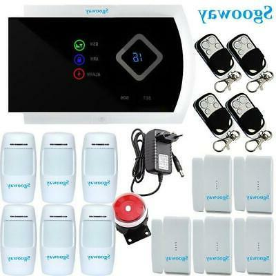 Sgooway Smarts Alarm Systems Alarms Home Security fre