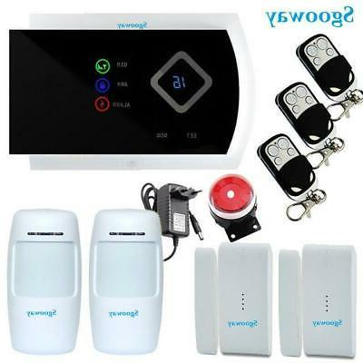 Sgooway Systems IOS APP Alarms Security System fre