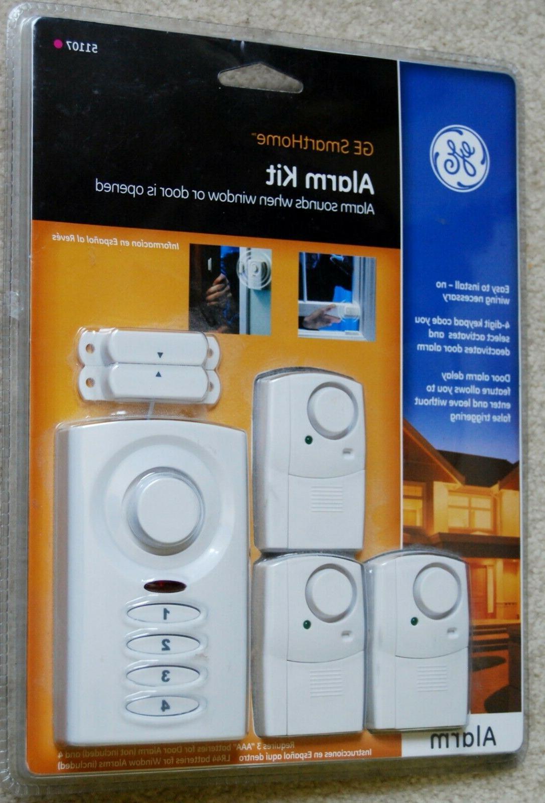 smart home wireless alarm system kit item