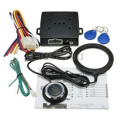 smart key rfid car alarm