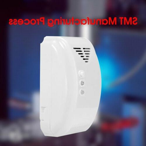 Smart Voice Gas System Detector Sensor UB