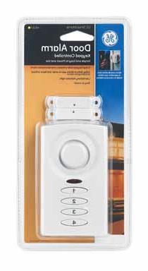 GE SmartHome Keypad Controlled Door Alarm