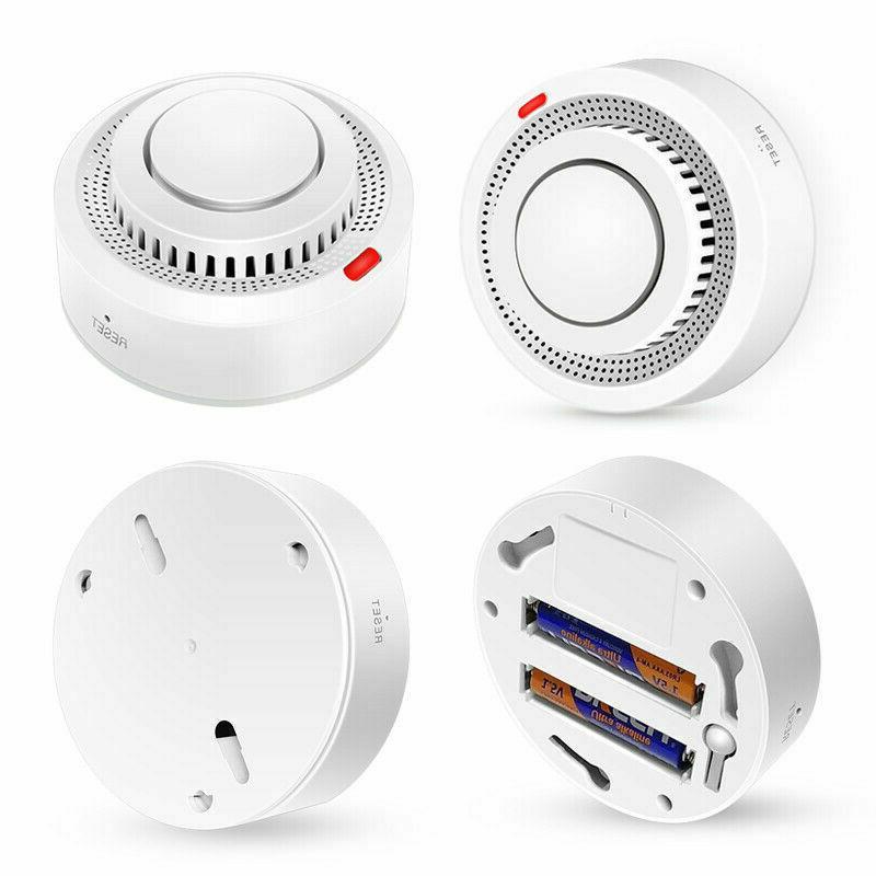 Smoke Protector WiFi Home