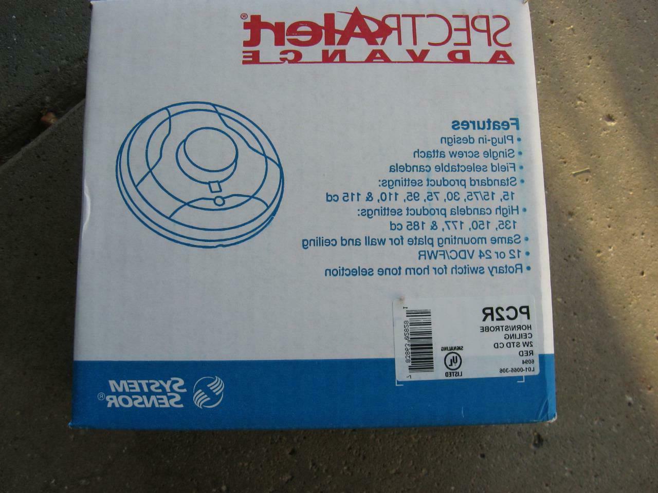 Smoke Detector Strobe-System Sens