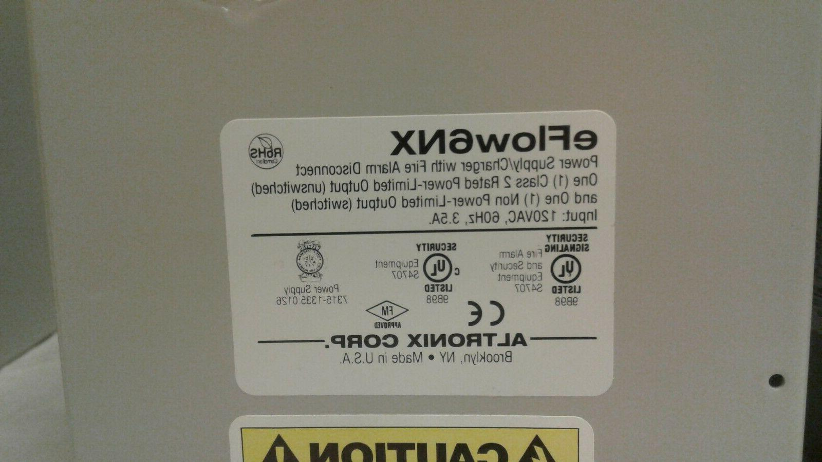 Altronix - Alarm Panel ONLY