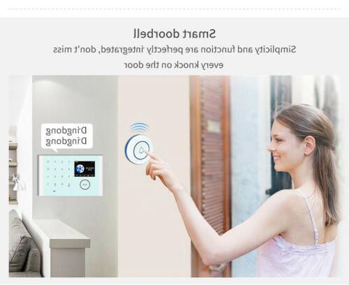 Tuya APP WiFi+GSM+GPRS Home System+Amazon Alexa