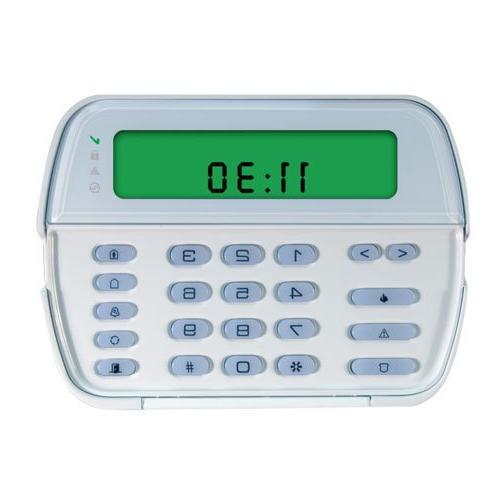 DSC TYCO Alarm System PC1832 with PK5501 Keypad