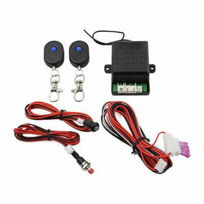 Universal Car Engine Immobilizer Anti-robbery Anti-stealing