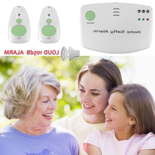 Safety Alarm Panic Call System For Patient Medical Elders Helper Children