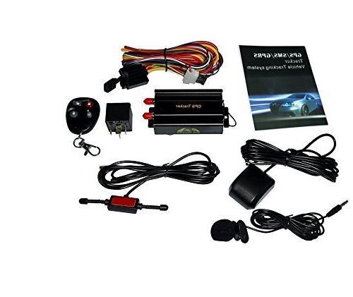 vehicle car gps tracker 103b
