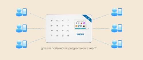 KERUI Home Security System