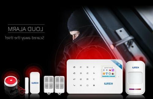 KERUI W18 Home Alarm System