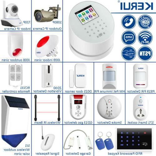 w2 wifi gsm pstn sms rfid wireless
