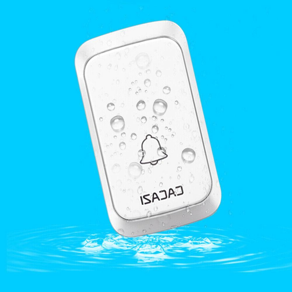 Waterproof Cordless System Alarm