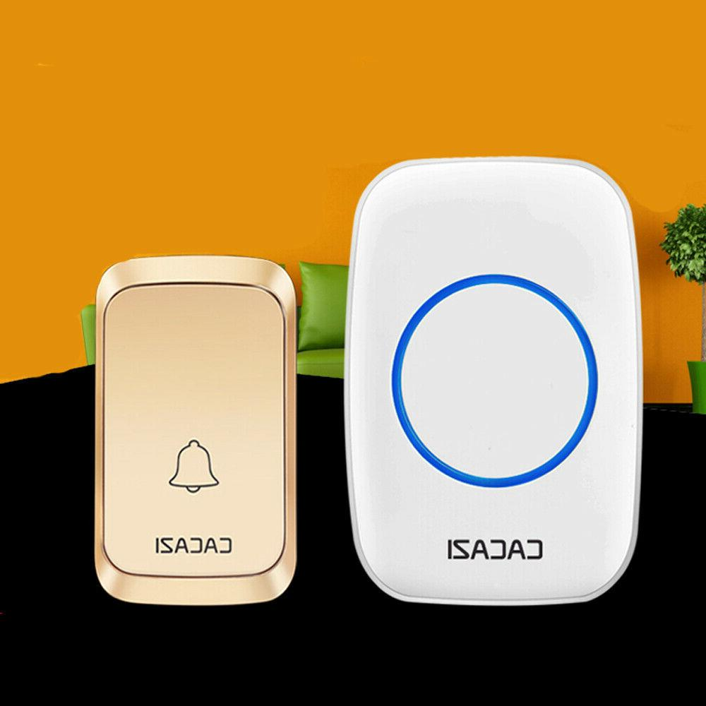 Waterproof Cordless Digital Remote Security System Alarm