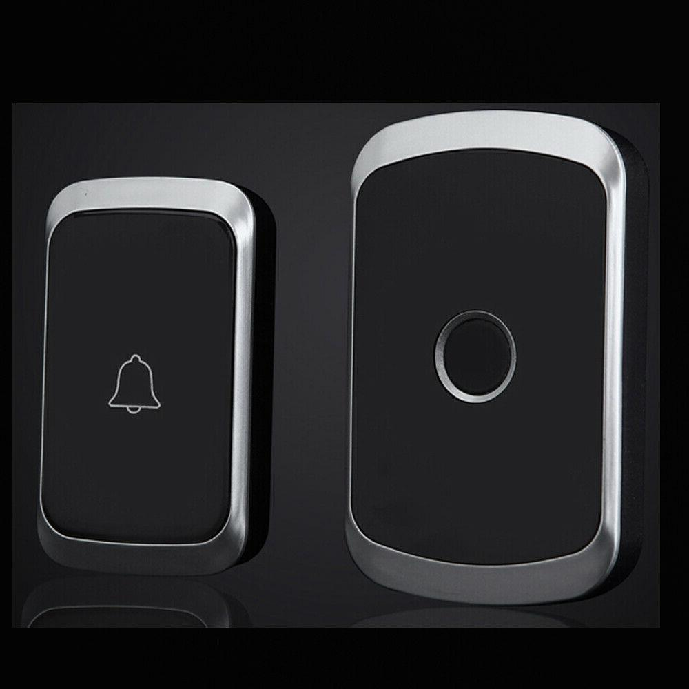 Waterproof Doorbell Sensor Chime Cordless Security System