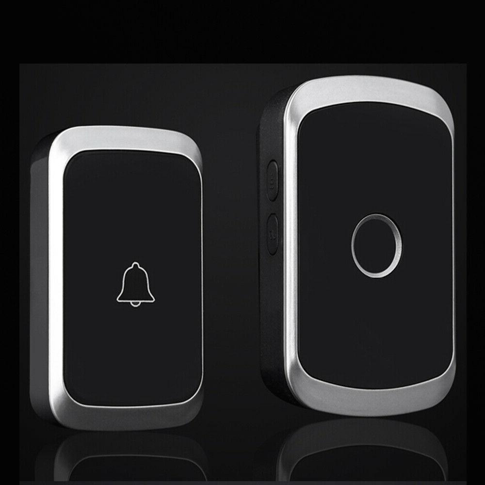 Waterproof Wireless Doorbell Sensor Chime Security System