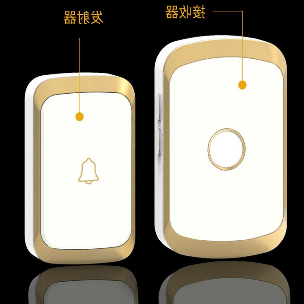 Waterproof Sensor Chime System Alarm
