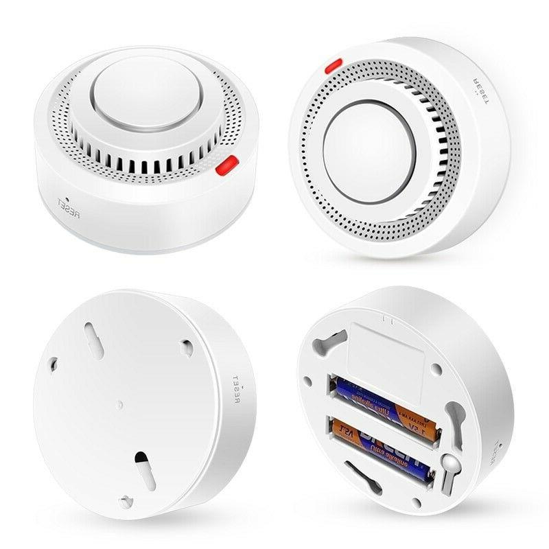 WiFi Fire Protection Smokehouse Smart Home Security System