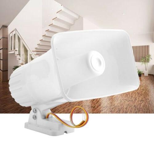 Wired Horn 12V For Home Burglar System