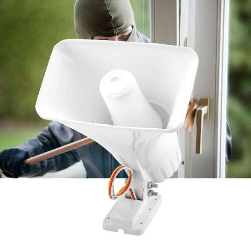 Wired Sound Siren Horn Home System