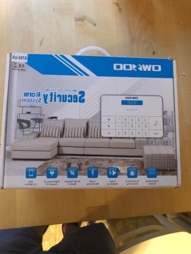 OWSOO Keypad House Burglar Security System