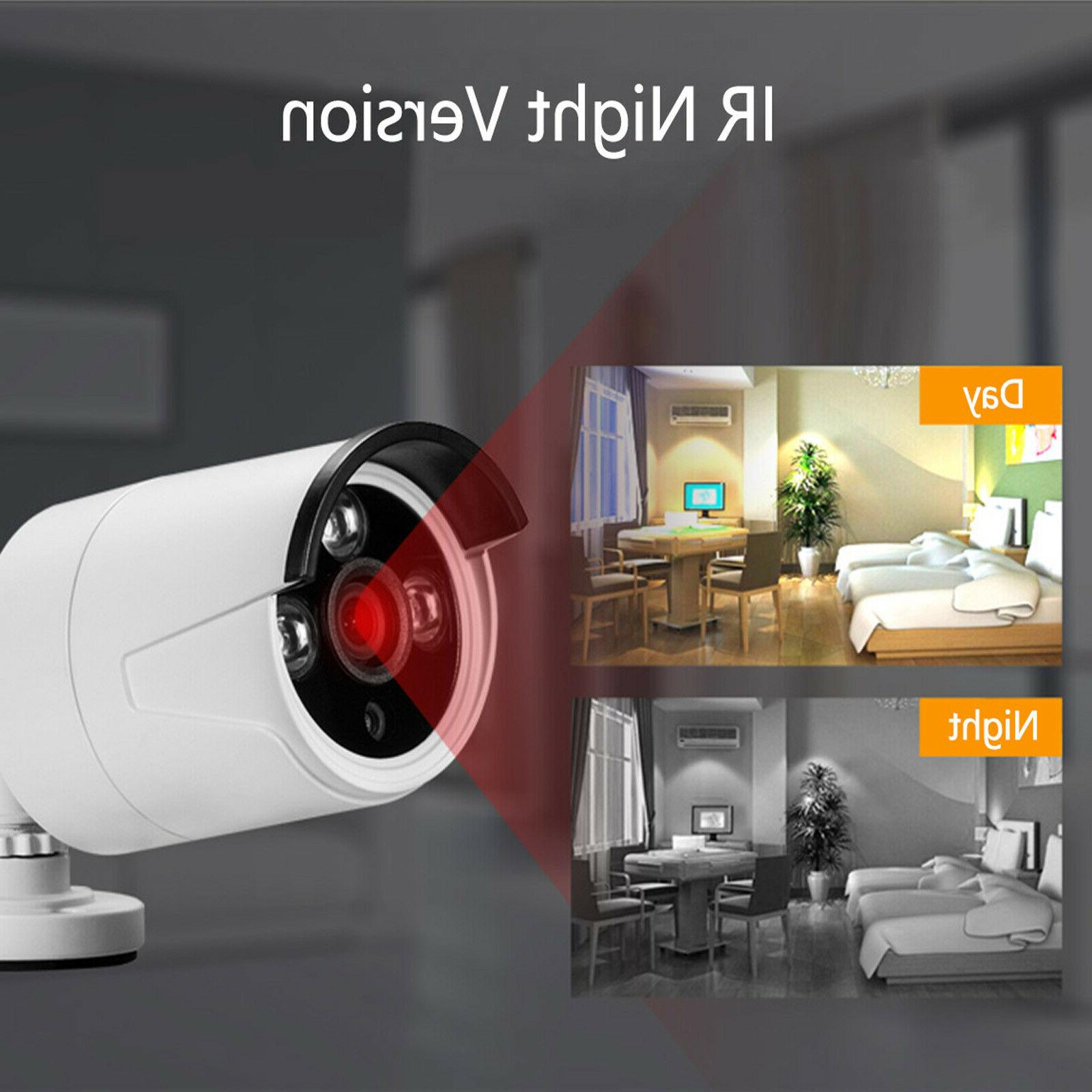 SmartSF NVR Outdoor WIFI Camera Kit