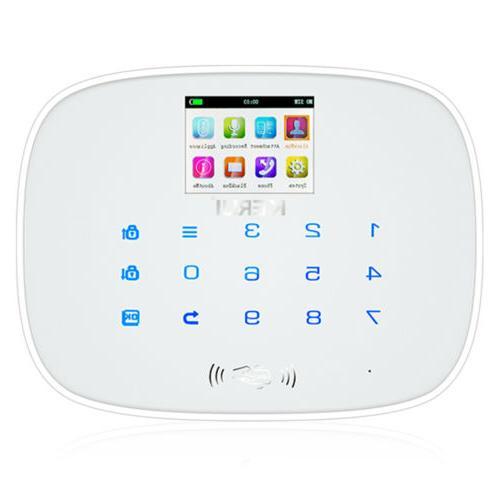 Wireless Accessories W193 3G WIFI Home Alarm Lot