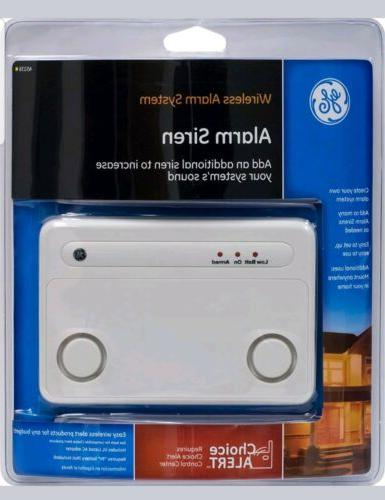 GE WIRELESS ALARM