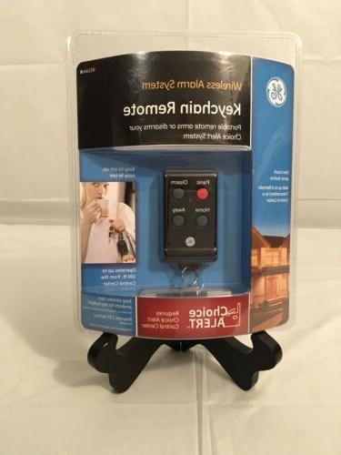 wireless alarm system keychain remote 45144