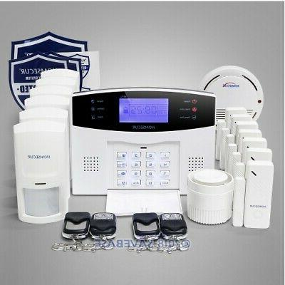 wireless and wired gsm sms autodial home