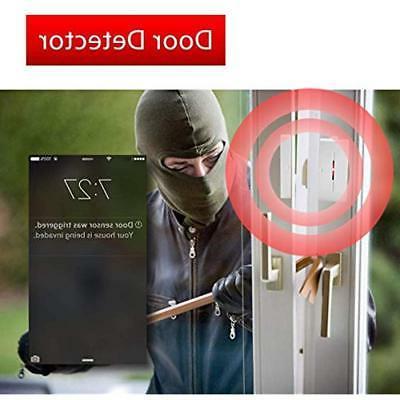 Wireless System GSM Smart Anti-theft Siren